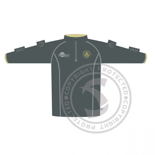 Active Training Top Front
